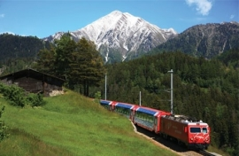 10 dagen Zwitserse Alpen met bus en trein  ( Effeweg )