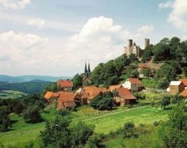 8 dagen Thüringen (effeweg )
