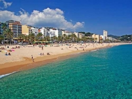 10 dagen  Costa Brava & Barcelona  ( Kras )