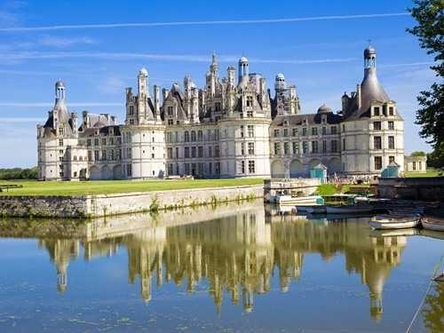 Single Reis Frankrijk - Fietsen in het Loiredal (Kras)