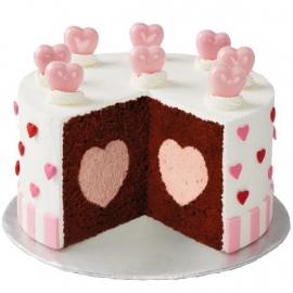 Wilton cakepan Heart Tasty-Fill set