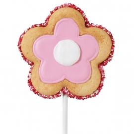 Wilton cakepops bakvorm Bloemen