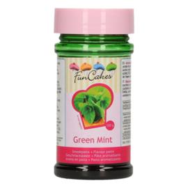 FunCakes Smaakpasta Groene Munt
