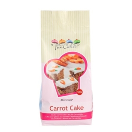 FunCakes Carrot Cake mix 500gr