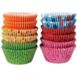 Wilton Cupcake vormpjes Assortie Seasons 300st