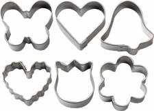 Wilton metalen kleine uitstekers set