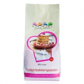 FunCakes Suikerbakkerspoeder 900gr