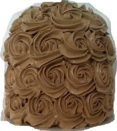 Mocca taart maken