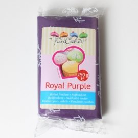 FunCakes Rolfondant Paars - Royal -  Purple