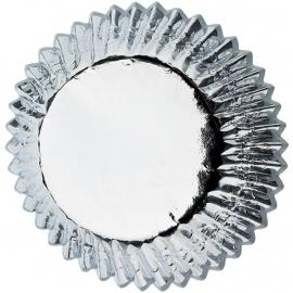 Wilton Cupcake vormpjes Zilver 24st