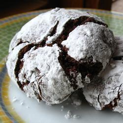 Choco Brownie Koekjes