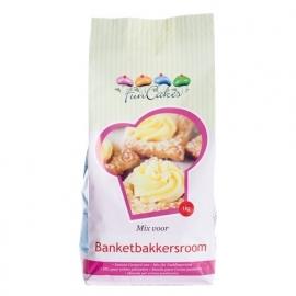 FunCakes Mix voor Banketbakkersroom 1kg