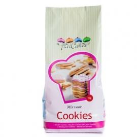 FunCakes koekjesmix voor Cookies 1kg