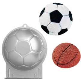 Wilton 3D bakvorm voetbal