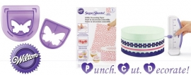 Punch Cut decoratie