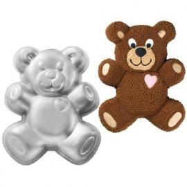 Wilton bakvorm Teddybeer pan