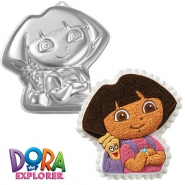 Wilton bakvorm Dora the Explorer