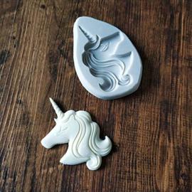 Siliconen Uitsteker Unicorn 10cm