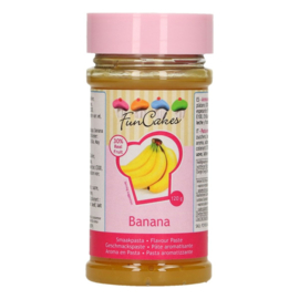 FunCakes Smaakpasta Banaan