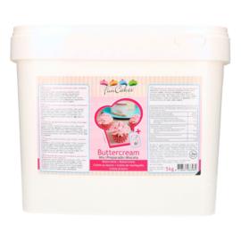 FunCakes Botercreme mix 4,5kg emmer