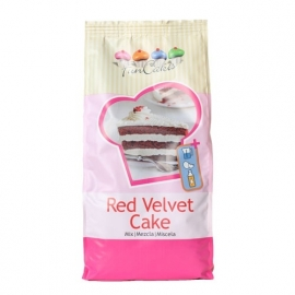 FunCakes Red Velvet mix 1kg