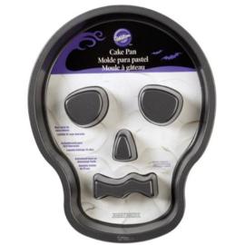 Wilton bakvorm Skull Tube pan   2105-7792