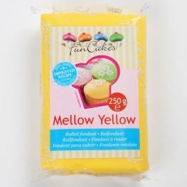 FunCakes Rolfondant Geel - Mellow Yellow