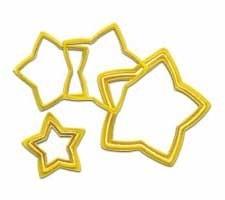 Wilton sterren uitstekers set