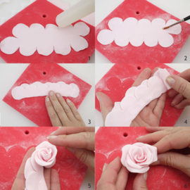 FMM Cutter The Easiest Rose Ever