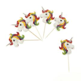 Unicorn Cupcake Pakket Set - GRATIS CUPCAKEMIX