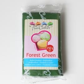 FunCakes Rolfondant Groen - Forest Green