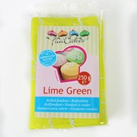 FunCakes Rolfondant Groen - Lime Green