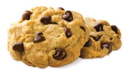 Chocolade chip koekjes