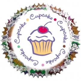 Wilton Mini Cupcake vormpjes Heaven 100st