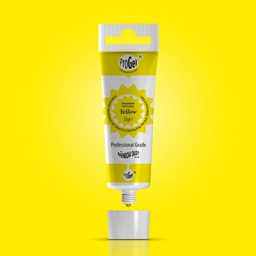 RD ProGel® Concentrated Colour - Yellow - Blisterpack