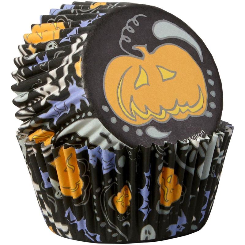 Wilton Cupcake vormpjes Paisley Spooks