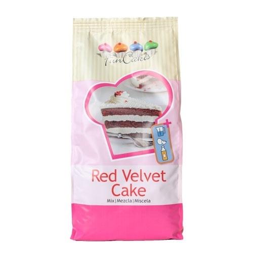FunCakes Red Velvet mix 1kg