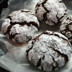 Chocolade Brownie Koekjes