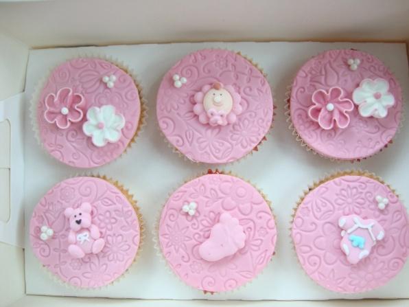 geboorte cupcakes geboorte