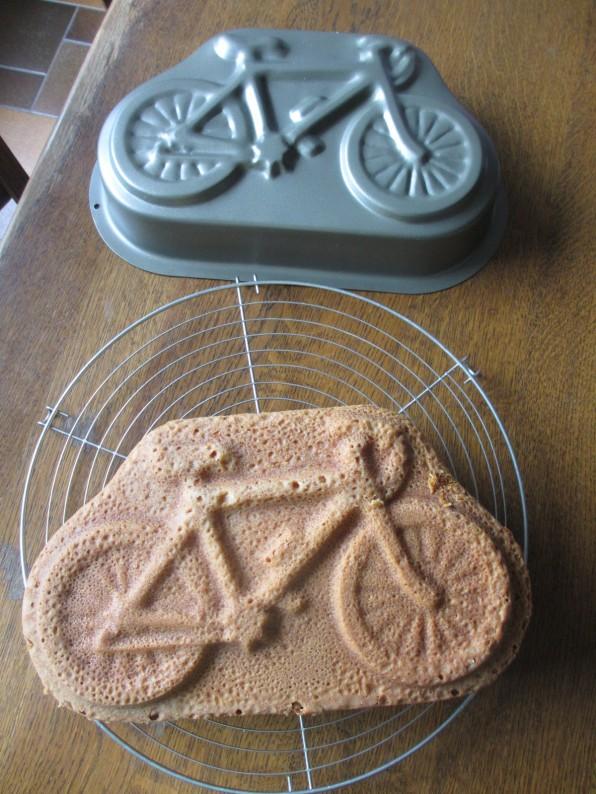 bakvorm fiets bakvorm