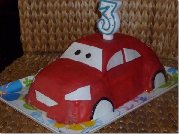 Auto taart cars