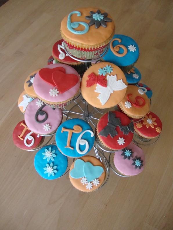 cupcakes hoogeloon