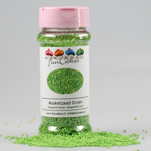 g42535 groene musketzaad groen