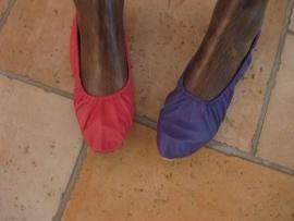 Dansschoenen. Diverse kleuren