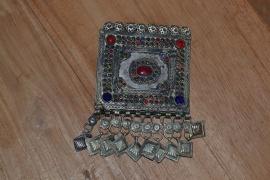 Tribal ornament - Vierkant.