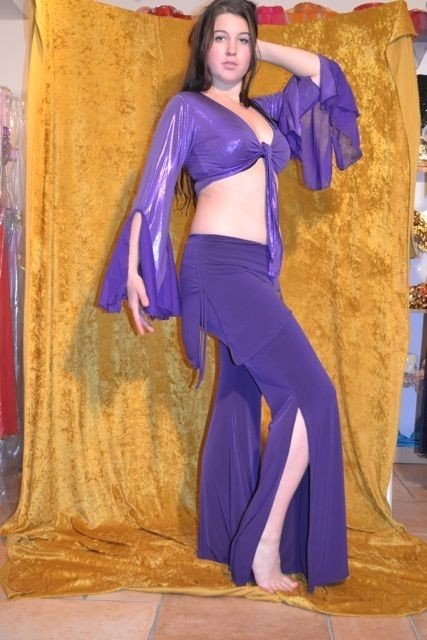 Flamencotop - diverse kleuren
