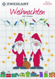 WEIHNACHTEN - Zweigart 104/295