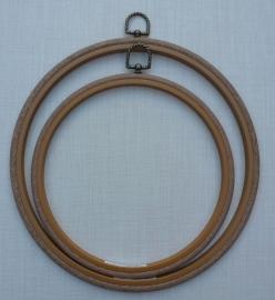Borduurring / lijst houtnerf 20 cm