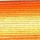 DMC Mouline 51 variegated  Burnt Oran