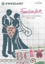 FAMILIEFEESTEN - Zweigart No. 104/281